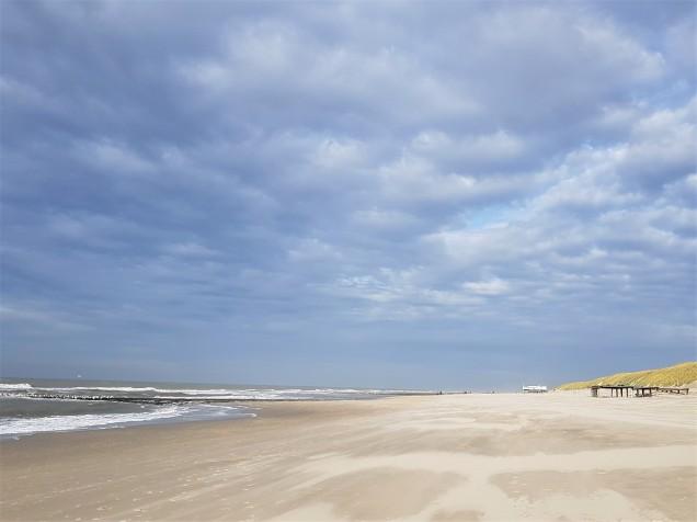 de wind en het zand