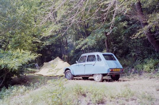 aan de Cèze 1987