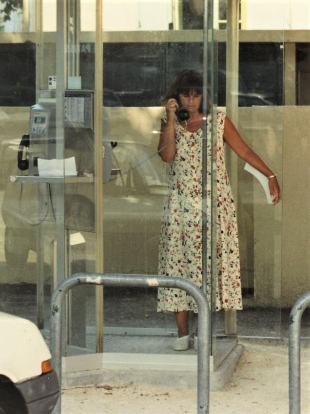 1995 - telefooncellen bestaan niet meer