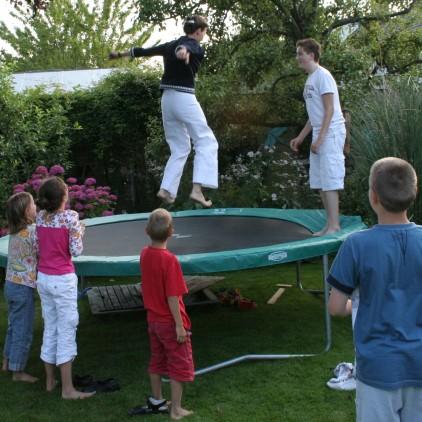 2006 trampoline