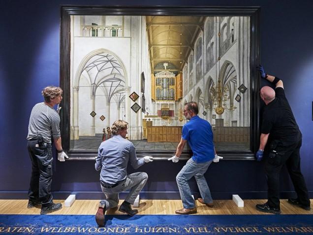© Museum Alkmaar, indruk van formaat