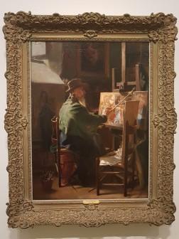 Sluijters, portret van Carlo Vallati